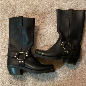 Frye 12r Harness Boots